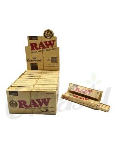 RAW Classic Masterpiece Kingsize Slim (Paper+Tips)