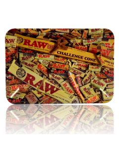 Raw Classic Rolling Tray - Small - 28 x 18cm