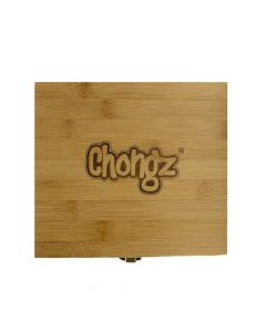 Chongz G3 Wooden Rolling Station- Large