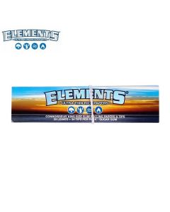 Elements Connoisseur King Size Slim Rolling Papers