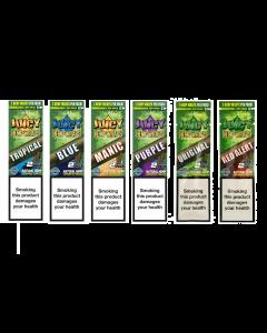 Juicy Jays Tobacco Free Hemp Wraps - Assorted Flavours