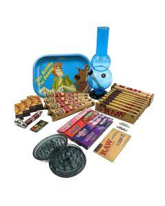 Smoke Arsenal+RAW+Juicy J+Grinders+Filters Gift Set - Small