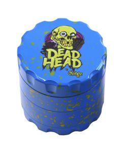 Chongz Dead Head 4 Part Sifter Grinder (60mm)