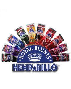 Royal Blunts Hemparillo Flavoured Wraps - Assorted Flavours