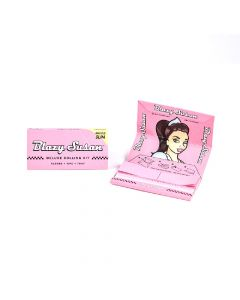 Blazy Susan Pink Deluxe King Size Rolling Kit