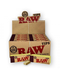 Raw Classic Roach Filter Tips