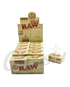 RAW Organic Hemp Rolls- 5m