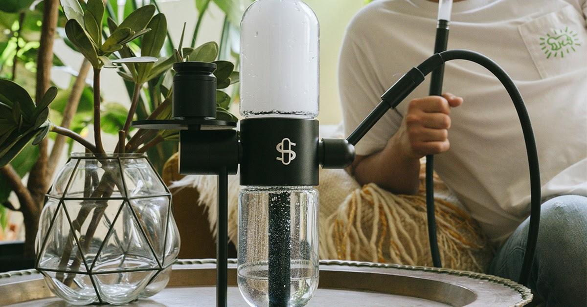Review] Stündenglass Glass Gravity Hookah - Worth it or not